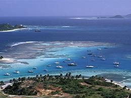 Caribbean Island
